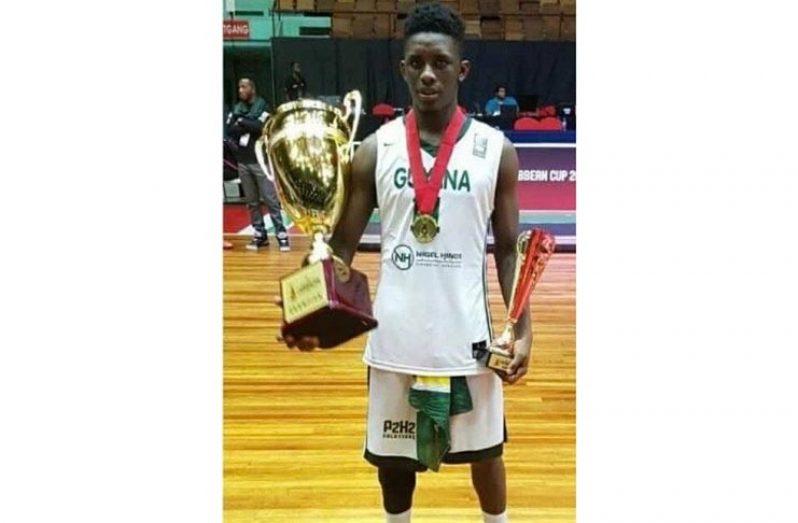 2018 MVP Caribbean Championship, Stanton Rose Jr.