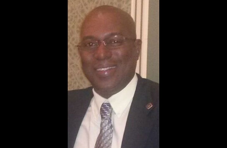 President of the Guyana Boxing Association, Steve Ninvalle