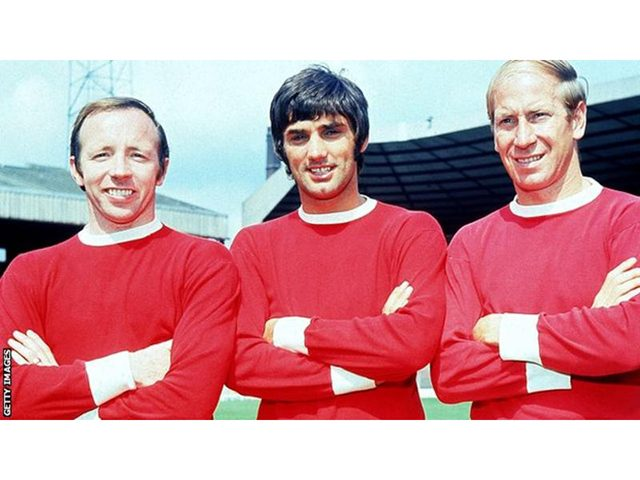 Stiles, alongside George Best and Bobby Charlton, helped United beat Benfica at Wembley to become European champions for the first time
