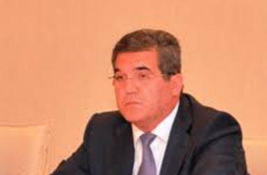 Azerbaijan's Suleyman Mikayilov