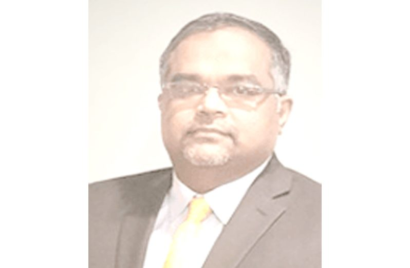 Chief Executive Officer of the Texila American University [TAU), Syam Kumar