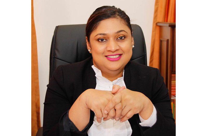Education Minister, Priya Manickchand