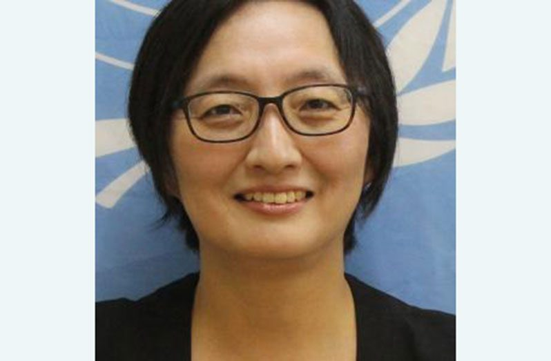 UN Resident Coordinator, Mikiko Tanaka