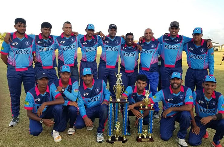 The Enmore Community Centre Cricket Club are now two-time champions.
