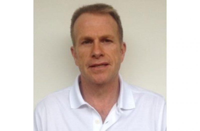 Head of the Federation of International Cricketers' Associations Tony Irish