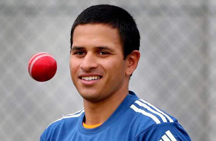 Australia `A ' team captain  Usman Khawaja