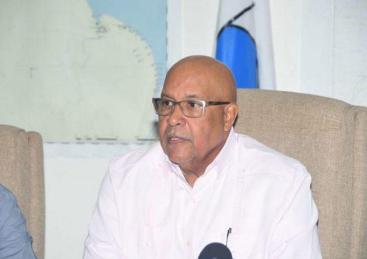 Dr. Richard Van-West Charles