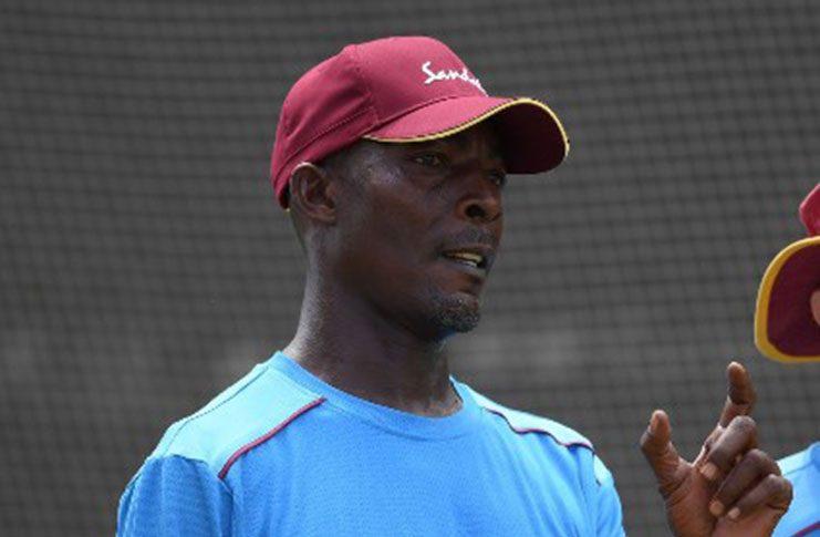Former West Indies assistant coach Vasbert Drakes