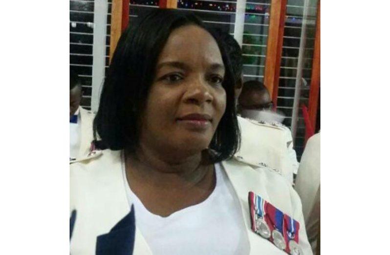 Senior Superintendent, Marcelene Washington