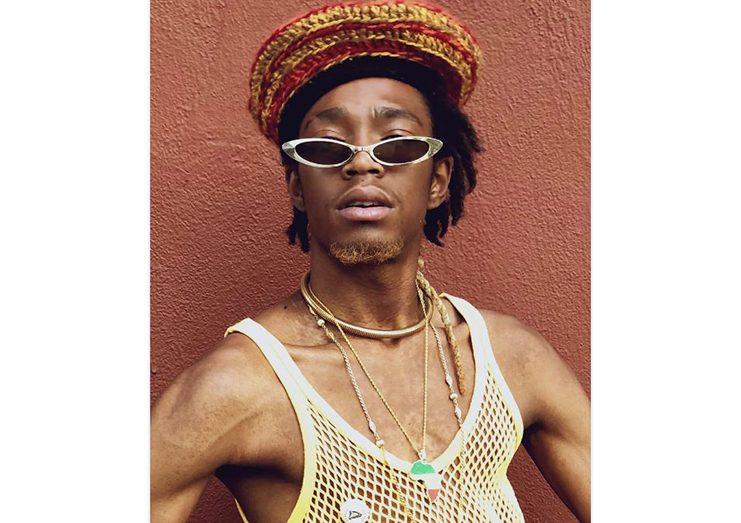 Guyanse creative, Kwame Simpson aka Wello/Raga Rebel