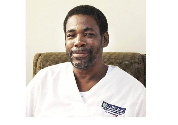 DEAD: Dr. Wesley Torrington