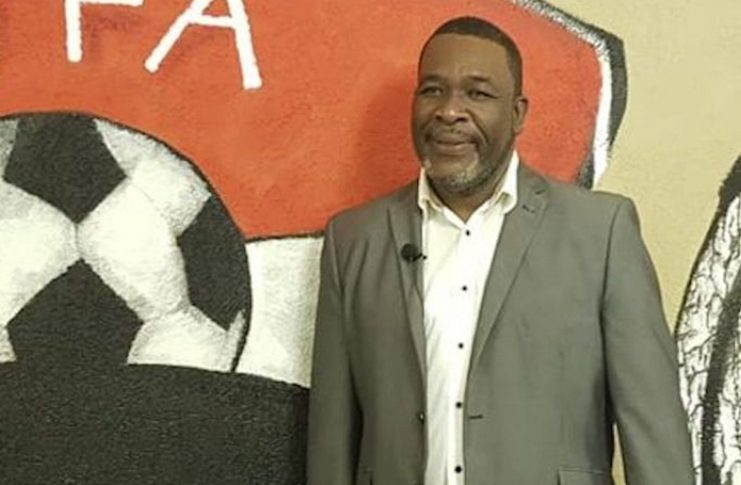 Deposed TTFA president  William Wallace
