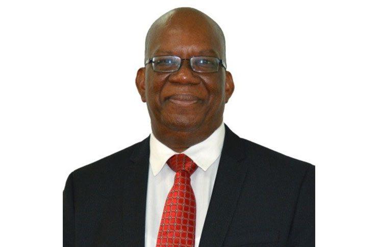Minister of Finance, Winston Jordan