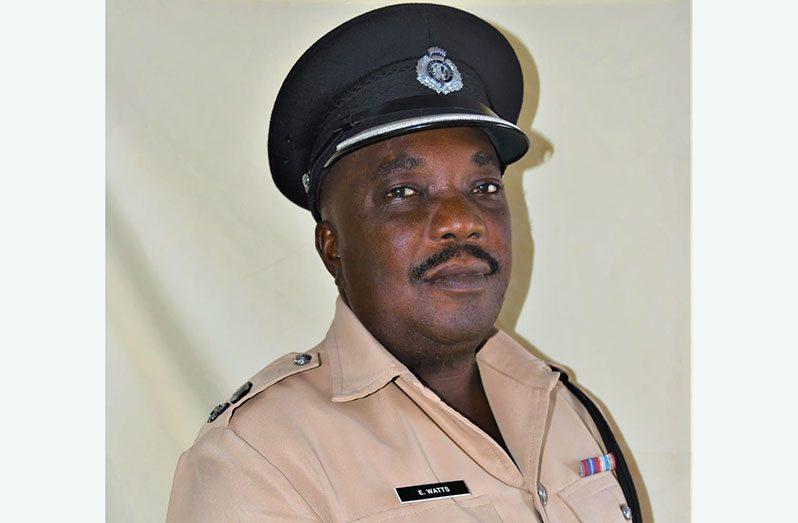 Regional Commander, Errol Watts
