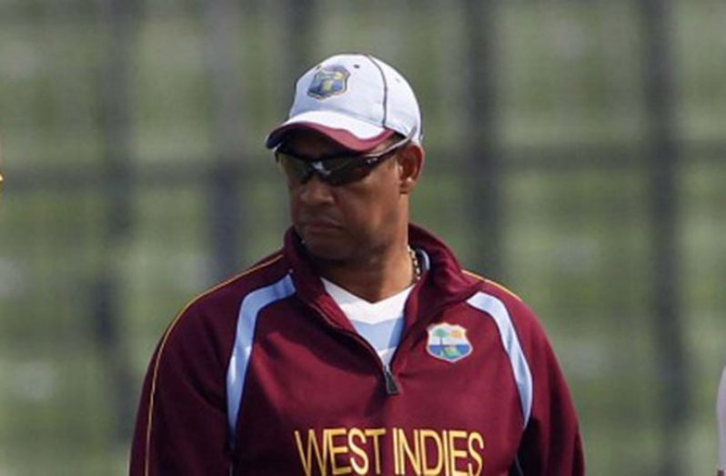 Jamaica Scorpions interim head coach, Robert Haynes