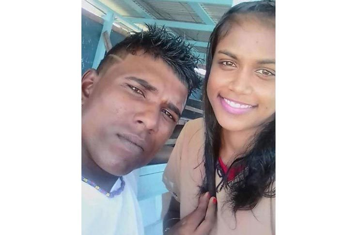 Suraj Verasammy and Deveika Narinedatt