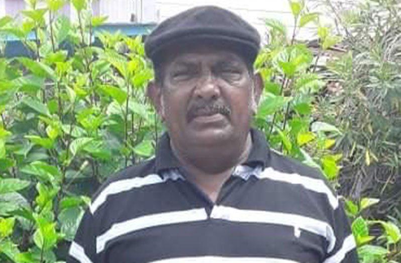 Dead: Mohabir Ramnarine