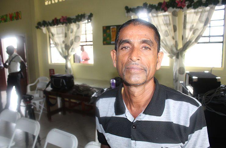 Mahadeo Deokarran