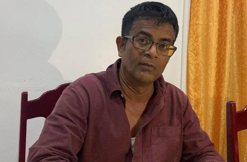 Pameshwar Jainarine
