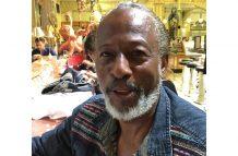 Guyanese-born celebratedBritish actor, Gordon Case