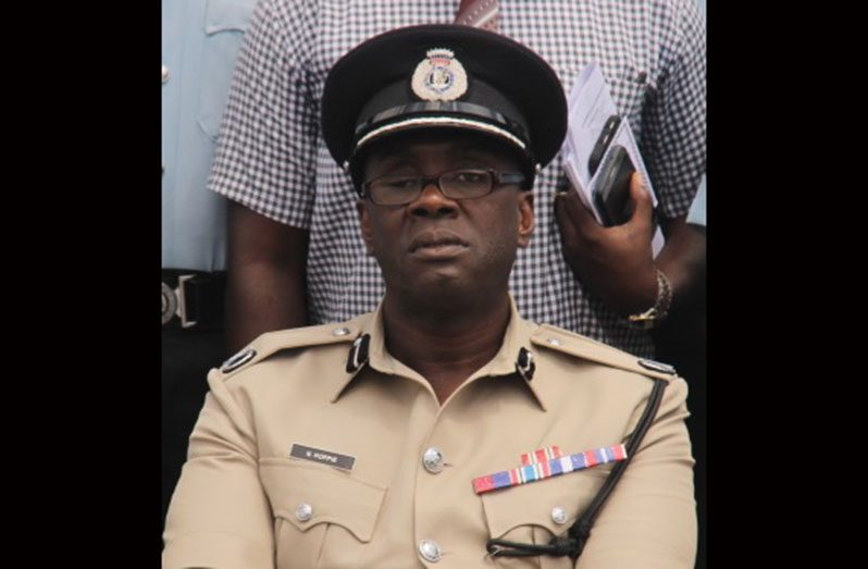 Nigel Hoppie, Commissioner of Police (ag)