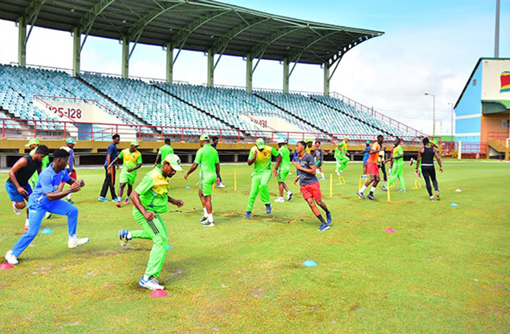 Reigning 5-time Regional 4-Day champs Guyana Jaguars recently returned to their gritty training sessions ahead of next month's start to the 2020 tournament.