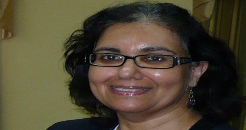 Justice Institute Executive Director, Melinda Janki
