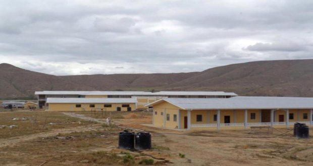 Kato Secondary School, Region 8