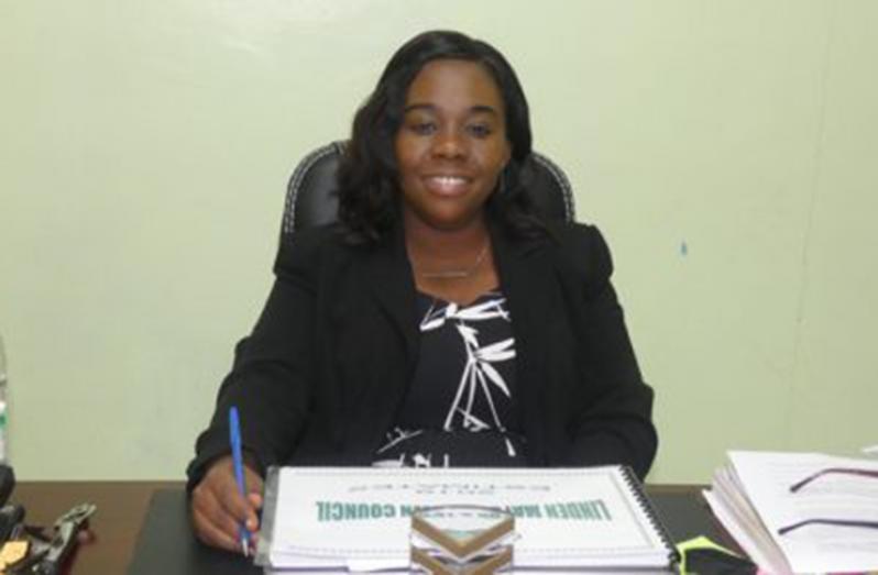 Mayor of Linden, Waneka Arrindell