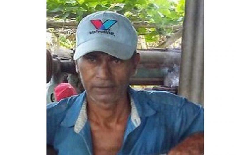 Dead: Rai Rabindranauth Harinarine