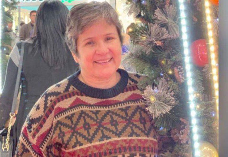 Conservationist Annette Arjoon-Martin