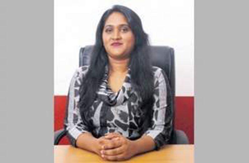 GPA President, Nazima Ragubir