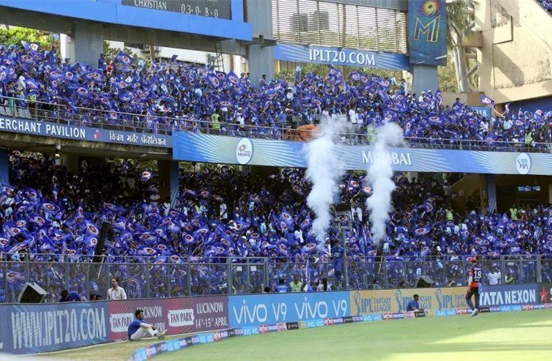 Mumbai has three venues available ( BCCI)