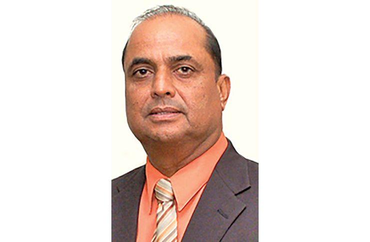 GOGEC President, Manniram Prashad
