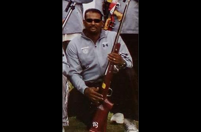 Rifleman  Peter Persaud