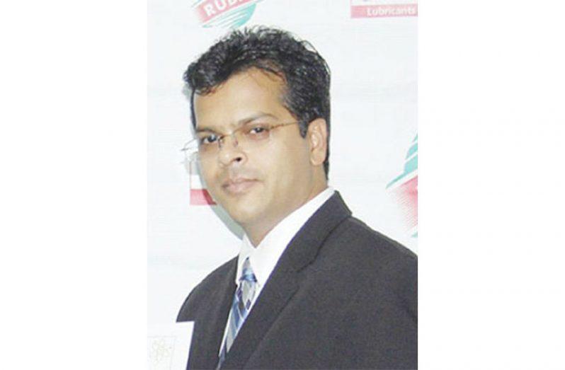 Guyana Energy Agency CEO, Dr. Mahender Sharma