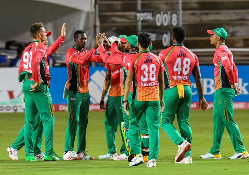 Guyana Amazon Warriors all-rounder Kevin Sinclair said support from his teammates played a big part in his success.