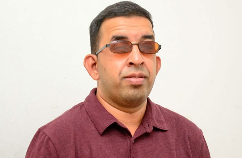 Ganesh Singh, Programme Coordinator of GCOPD