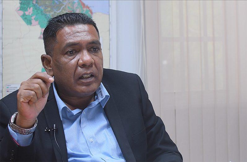 Agriculture Minister, Zulfikar Mustapha