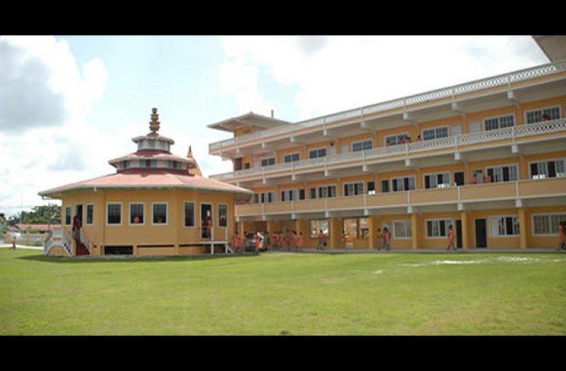 A section of the Saraswati Vidya Niketan Secondary School