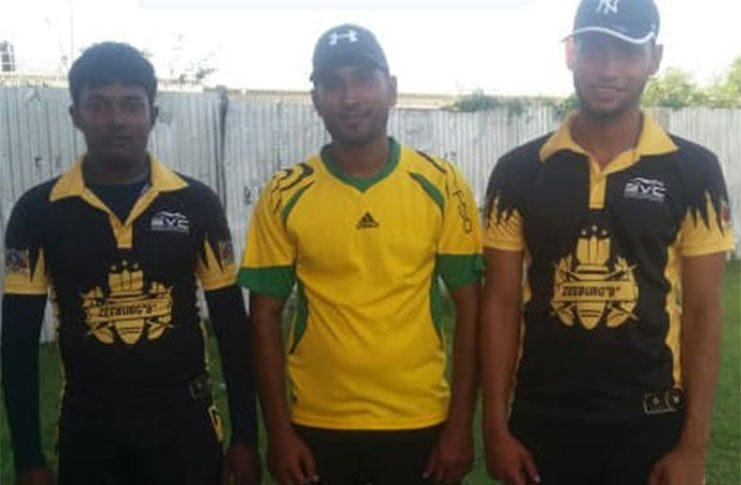 Cornelius Jaisingh, Yutesh Dhanpaul and Mark Jeffers led the attack for the winners.