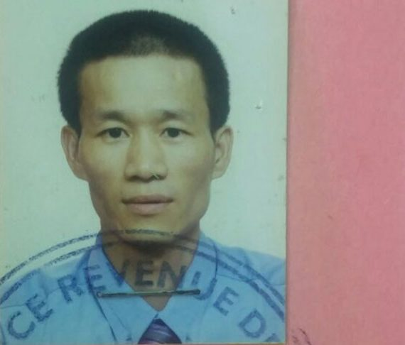 Chinese businessman died from strangulation