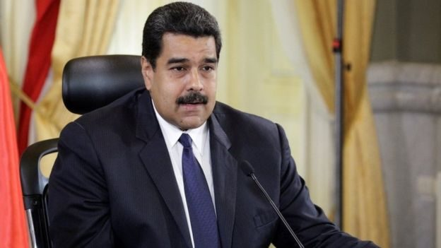 President Maduro condemns Twitter for closing accounts