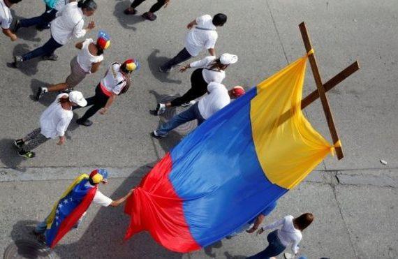 Venezuela protest death toll rises