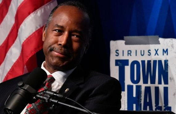 Housing Secretary Ben Carson calls poverty a 'state of mind'
