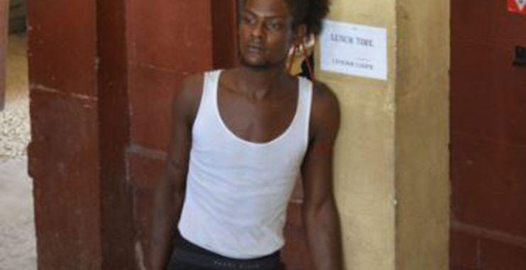 Plumber fined, jailed for gun possession