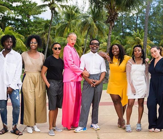 Caribbean designers receive expert business advice  During Barbados Fashion Week