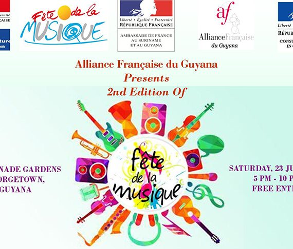 Fête de la Musique is on this weekend