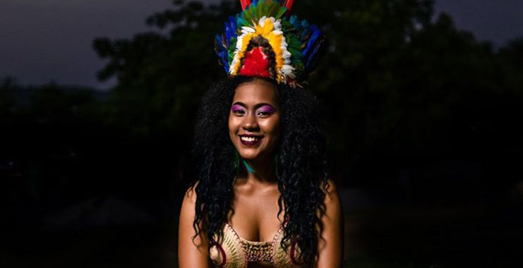 Jelena DaSilva sets eyes on Miss Indigenous Heritage 2019