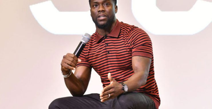 Extensive physiotherapy for Kevin Hart